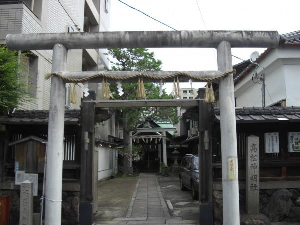 高松神明神社