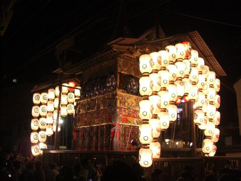 祇園祭後祭宵山