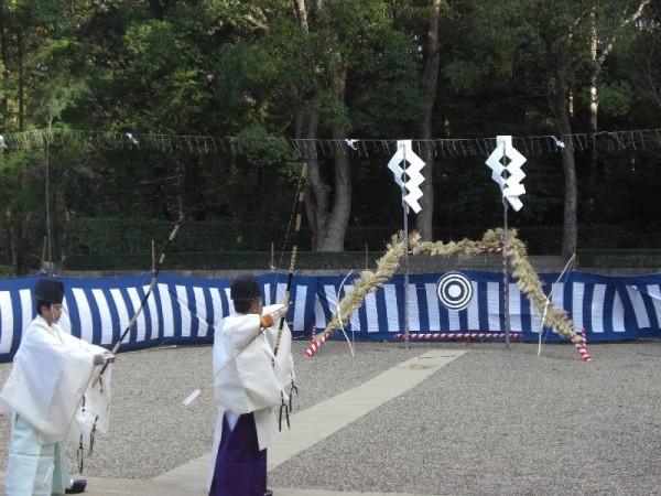 伏見稲荷大社奉射祭