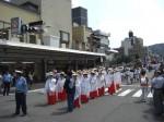 祇園祭花傘巡行