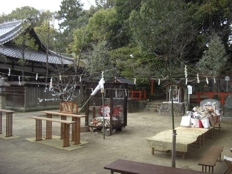 新熊野神社節分祭