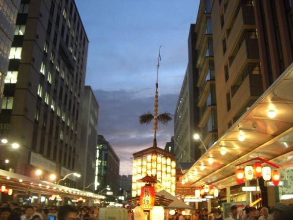 祇園祭前祭宵山