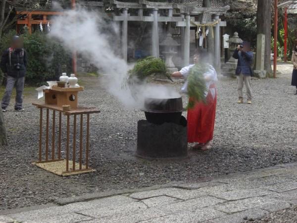 粟田神社祈年祭