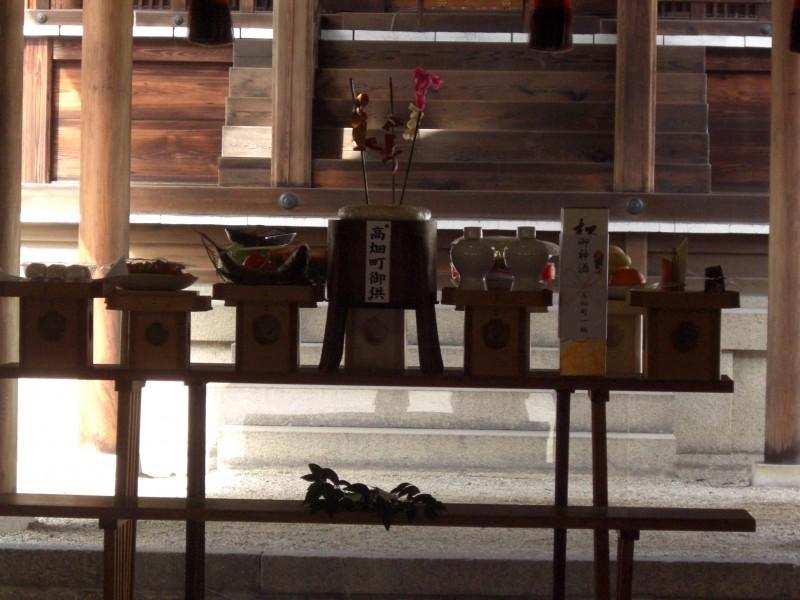 五穀豊穣祈願祭